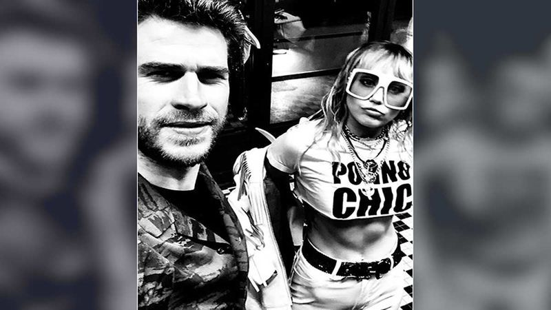 While Miley Cyrus Reveals 'There Was Too Much Conflict' In Her Marriage With Liam Hemsworth He Continues To Focus On His Girlfriend Gabriella Brooks