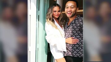 Chrissy Teigen And John Legend Scream Their Lungs Out With Kids As They Spot Santa In The Snow; Check Video