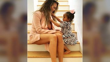 Chrissy Teigen Lashes Out At Trolls As They Insist On She Covering Her Breasts In Front Of Daughter Luna
