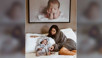 Amy Jackson Shares A Picture Of Her 'Chubby Chops' Son Andreas And It Is All Things Cute