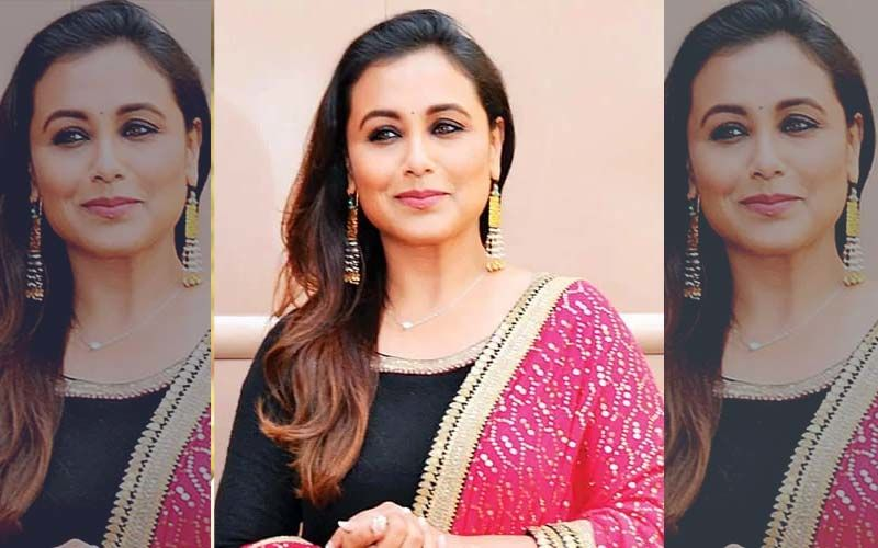 Rani Mukerji To Don The Director's Hat In 2020?