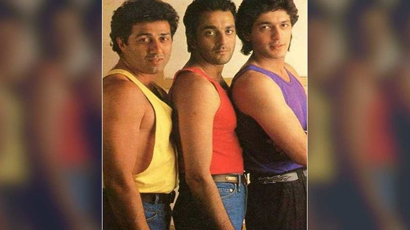 Farah Khan Shares A Throwback Picture Of Chunky Panday Along With Sanjay Dutt And Sunny Deol, Wishing Him On His Birthday