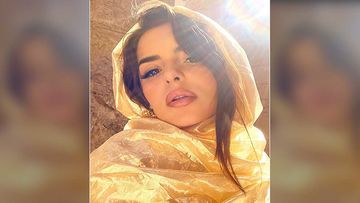 Demi Rose Ditches Nude And Covers-up In Her Sun-Kissed Magical Pic; Gives Fans A Glimpse Of Her Egyptian Vacay