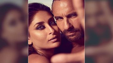 Kareena Kapoor Khan And Saif Ali Khan's Smoldering Hot Picture Could Make Your Phone Screen Go Up In Smoke