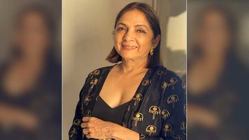 Neena Gupta Wears Short Hair With Masaba's Designer Outfit; Google, Did You Address Her 'Age Reduction' Request?