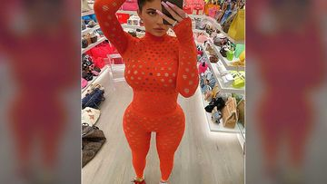 Kylie Jenner Is Busy With 'Closet Clean Out' But Her Curves In A Tight Bodysuit Are Unmissable