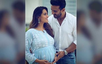 After Pregnancy Announcement, Anita Hassanandani's Hubby Rohit Reddy Posts Baby Bump Pic; Says 'No Visual Effects, That Bump Is Real'