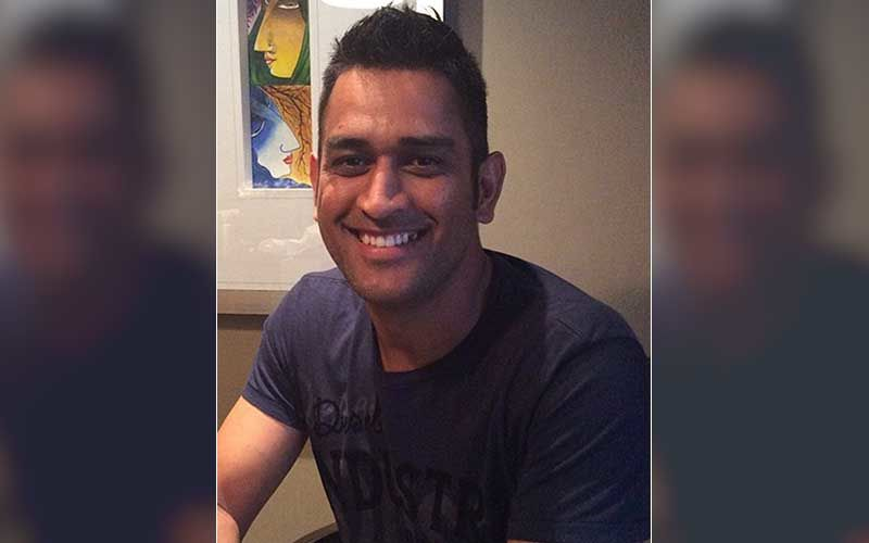 MS Dhoni's Fan Paints His Residence With An Artwork Of The CSK Captain And Calls It 'Home Of Dhoni Fan'- PICTURES Inside