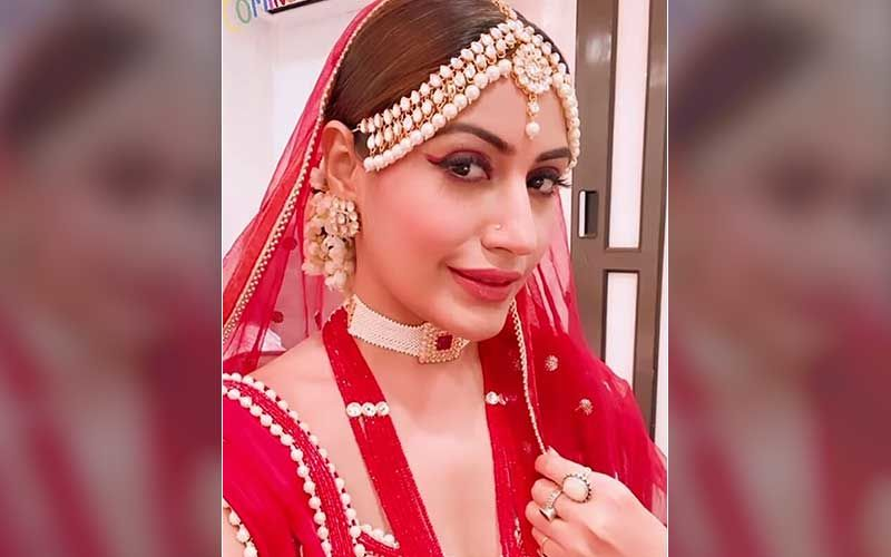 Is Surbhi Chandna Getting Married? Naagin 5 Actor Shares Video Dressed Up As A Bride In Red And Looks Elegant-WATCH