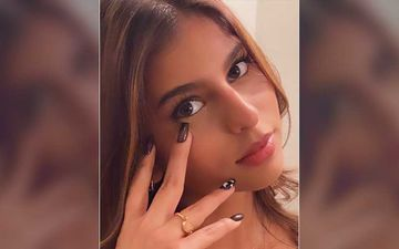 Suhana Khan's Freshly Painted Nails And Sparkling Rings Do All The Talking In Latest Set Of Pictures From Dubai
