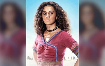 Rashmi Rocket: Filming Of The Taapsee Pannu Starrer Is Postponed; Bhuj Schedule Is Not Happening For Now-Report