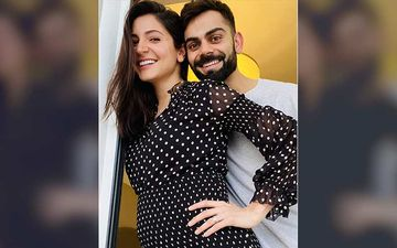 Virat Kohli Asks Pregnant Wife Anushka Sharma 'Did You Eat' Through Gestures; Couple's Adorable Video Goes Viral On The Internet-WATCH