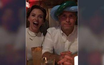 Scarlett Johansson Aka Marvel's Black Widow Gets Married To Beau Colin Jost In An Intimate Ceremony