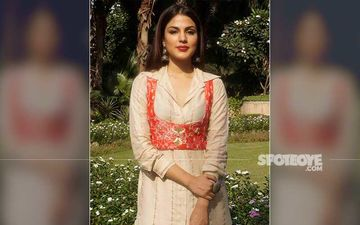 VISUALS: Rhea Chakraborty Leaves Byculla Jail After A Month As Bombay High Court Grants Bail