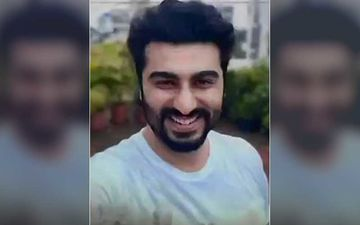 Arjun Kapoor Shares His 'Post Recovery Happy Face' Video After Finally Testing Negative For COVID-19-WATCH