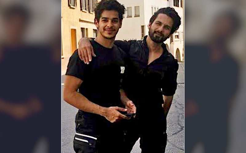 Ishaan Khatter Birthday: Shahid Kapoor Pens A Heartfelt Wish For His Baby Brother; Dhadak Star Thanks His Bhai: 'Your Blessings Mean The World To Me'