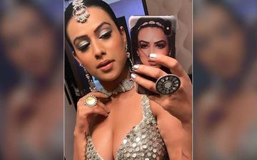 Diwali 2020: Throwback To When Nia Sharma's Glittery Lehenga Caught Fire At Ekta Kapoor's Diwali 2019 Bash; Deets INSIDE