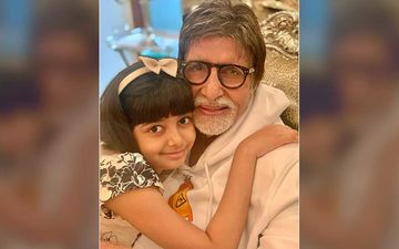Aaradhya Bachchan Birthday: Grandpa Amitabh Bachchan Showers Love; Shares A 9-Year Pic Collage Of His Princess
