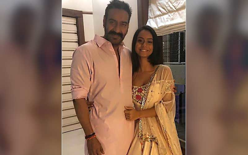 Diwali 2020: Ajay Devgn's Daughter Nysa Devgn's Reaction To Family Celebration Pics Is Almost Everyone During This Festive Season