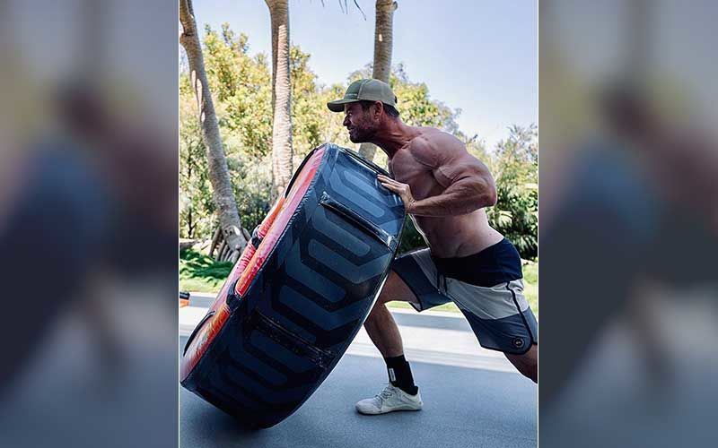Thor: Love And Thunder Star Chris Hemsworth Shares Pic As He Preps For The Upcoming Movie; Actor's Determination Leaves Chris Patt Stunned