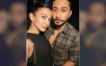 Bigg Boss 7 Winner Gauahar Khan Shares An 'Amazing' Selfie Posing With Fiancé Zaid Darbar; Fans Call Them 'Best Jodi'