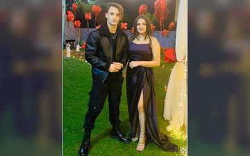 Happy Birthday Himanshi Khurana: Bigg Boss 13's Asim Riaz Drops A Heartfelt Post For Ladylove And Wishes Her; Shares Beautiful Pic From Surprise Bash