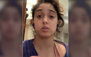 Aamir Khan's Daughter Ira Khan Thanks Fans For Support; Calls For An Open Discussion After Opening Up About Reason Behind Her Depression-WATCH