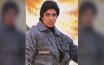 Amitabh Bachchan Shares A Pic From An Old Photo Shoot For A Look Test; Reveals It Was For A Film That Never Got Made