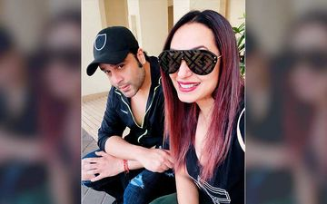 Krushna Abhishek Shares A Hot Pic Of Wife Kashmera Shah; Gets Massively Trolled For Calling Her 'Biryani' Over 'Dal Makhani'