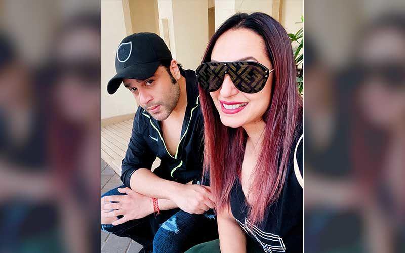 Krushna Abhishek Shares A Hot Pic Of Wife Kashmera Shah; Gets Massively Trolled For Calling Her 'Biryani' Over 'Dal Makhani'
