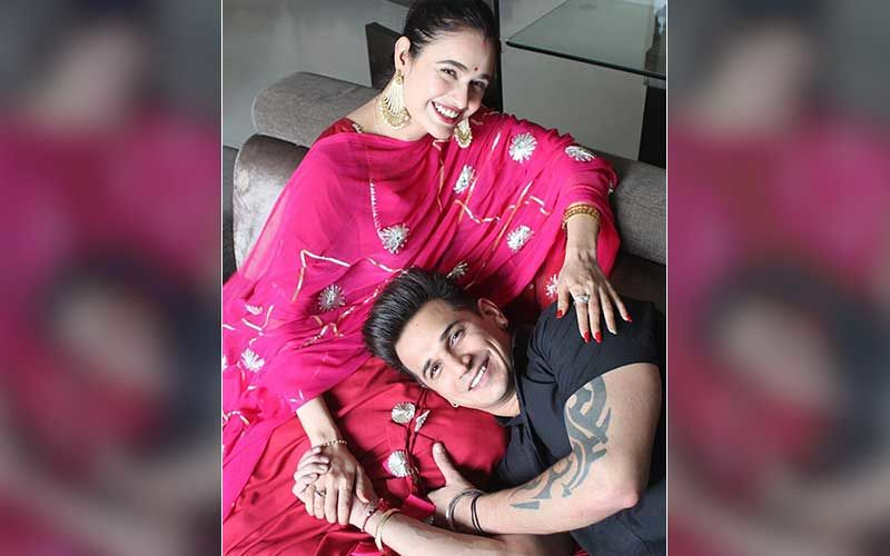 Prince Narula's Wife Yuvika Chaudhary Reacts To Pregnancy Rumours; Says 'Not Pregnant, I Want A Baby But Not Now'