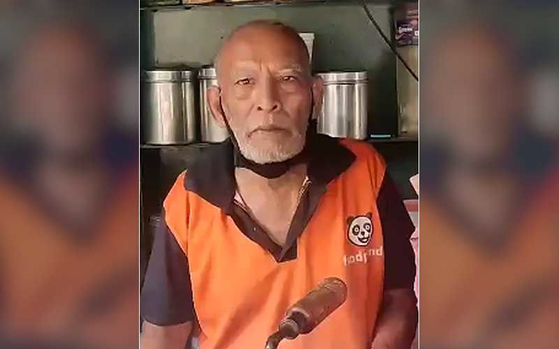 Baba Ka Dhaba Row: Elderly 80-Year-Old Food Stall Owner Addresses The Donation Issue With His Lawyer; Breaks Down During Media Interaction