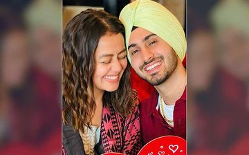 Neha Kakkar Opens Up About Her Love Story With Hubby Rohanpreet Singh; Says 'Knew He Was The One For Me In The Initial Moments Itself'
