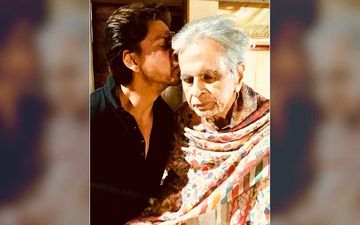 Happy Birthday Dilip Kumar: Shah Rukh Khan Shares A Pic With The Veteran Actor; Wishes Him, Says 'You Have Always Loved Me Like Your Own'