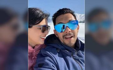 Aditya Narayan Croons To A Bollywood Song With Wife Shweta Agarwal; Gives Sneak-Peek Of The Picturesque View While On Honeymoon-WATCH Video