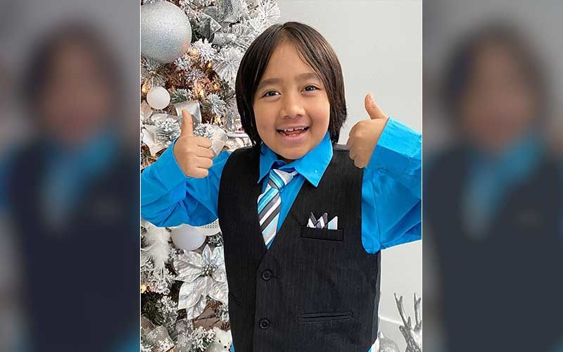 9 Year Old Ryan Kaji Becomes Highest-Paid YouTube Star On Forbes List Again; Tops With Approx 29 Million Dollar Earnings-Deets INSIDE