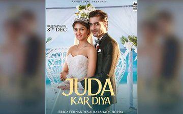 Juda Kar Diya First Look: Kasautii Zindagii Kay 2 Fame Erica Fernandes And Harshad Chopda's Music Video To Release Soon; Actress Announces Date