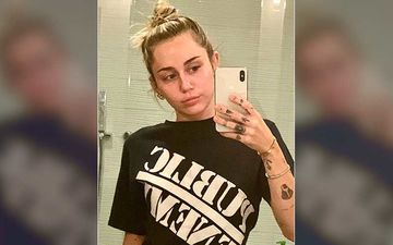 Miley Cyrus Reveals She Has A Lot Of Virtual Intimacy On FaceTime; Singer Says 'It's The Safest Sex' Amidst The Coronavirus Pandemic
