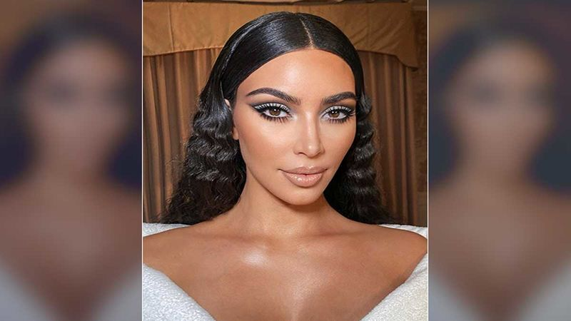 Ahead Of Valentine's Day, Kim Kardashian Launches Super-Stretchy Boob Tape And Nip Covers; How Interesting - WATCH