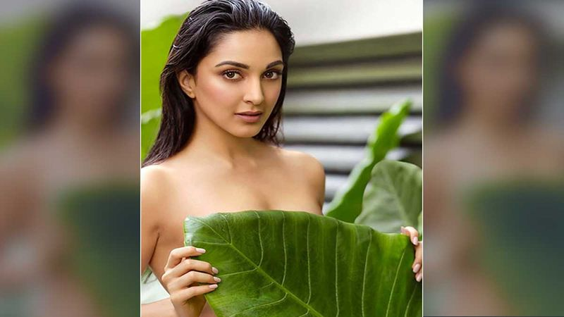 Kiara Advani's Bare Body Pic From Dabboo Ratnani's Calendar Shoot Gets Accused Of Plagiarism By International Photographer