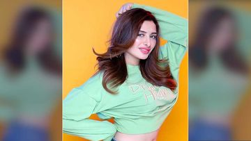 Amidst Dadasaheb Phalke Award Controversy, Bigg Boss 13's Mahira Sharma Wants To Focus Only On Positives