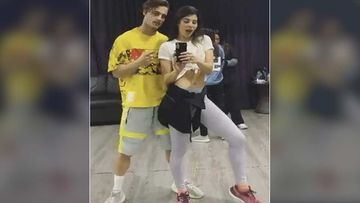 Bigg Boss 13: CONFIRMED, Asim Riaz's Music Video With Jacqueline Fernandez Indeed Happening; Rehearsal PICS Go Viral