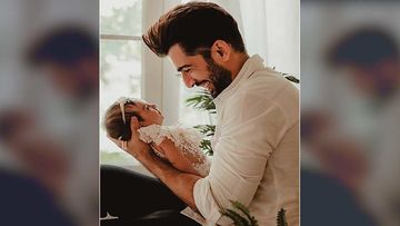 Jay Bhanushali Gives Fans A Glimpse Of Little Chef Tara Bhanushali; Check Out The Adorable Munchkin