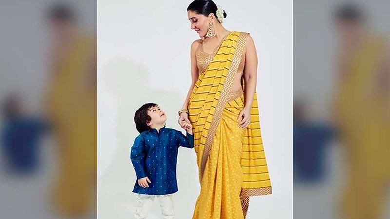 Armaan Jain Wedding: Taimur Ali Khan - Mommy Kareena Kapoor Khan Deck Up In Traditional; Dance In Baraat