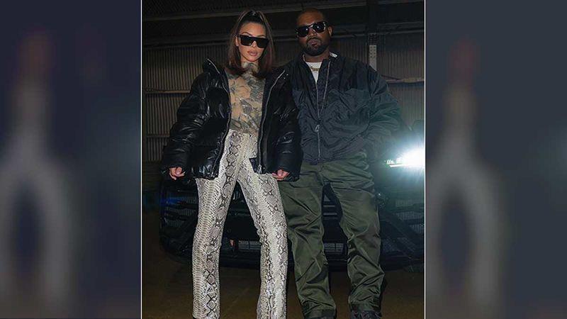 Kim Kardashian - Kanye West Take Us Inside Their 60 Million Dollar Mansion; Talk About The Pool Kim Has Never Used