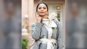 Hacked Actress Hina Khan Talks About The Class System In Bollywood; Says 'Faced A Lot Because Of The Tag Of A TV Actor'