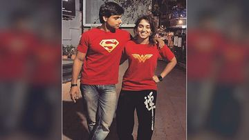 Aamir Khan's Daughter Ira Khan Turns 'Wonder Woman' For A Pic With 'Superman'; And Her Hero's Not Her BF