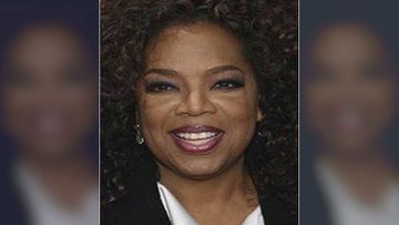 Oprah Winfrey Loses Balance And Trips On Stage While Talking About Balance At The Forum-WATCH