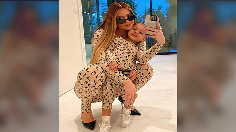 Kylie Jenner Shares An Uncanny Resemblance To Daughter Stormi Webster; Their Childhood TB Picture Is Proof