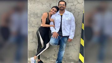 Khatron Ke Khiladi 10: Rohit Shetty Pokes Fun At Karishma Tanna For Switching Her Loyalty-WATCH